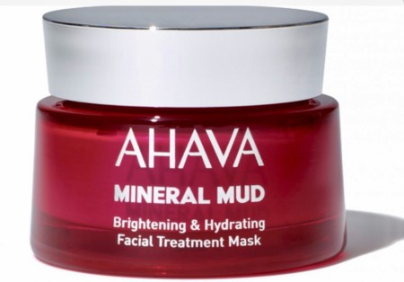 AHAVA Mineral Mud Brightening and Hydration Mask