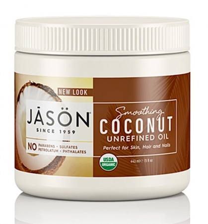 JASON COCONUT OIL 100%