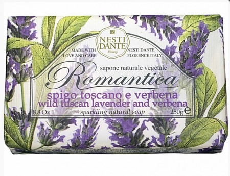 NESTI DANTE Verbena and Lavender Soap