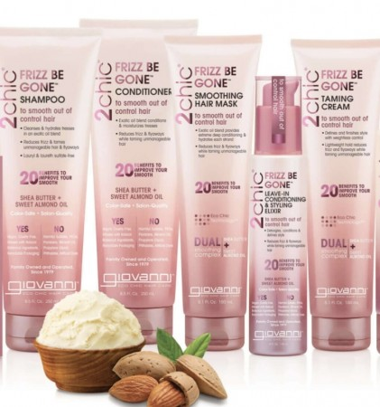 GIOVANNI 2Chic Frizz Be Gone Hair Care