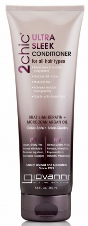 GIOVANNI Brazilian Keratin & Argan oil Conditioner