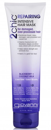 GIOVANNI Blackberry & Coconut Milk Intensiv Hair Mask