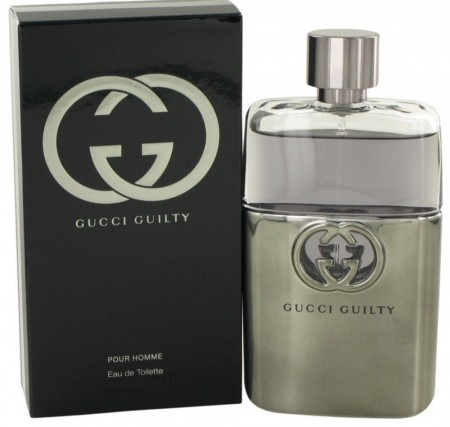 GUCCI GUILTY for him edt 90ml