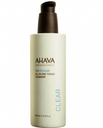 AHAVA 3 in 1 Toning Cleanser
