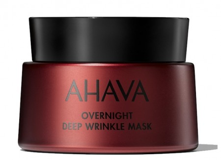 AHAVA APPLE OF SODOM Deep Wrinkle Mask Night