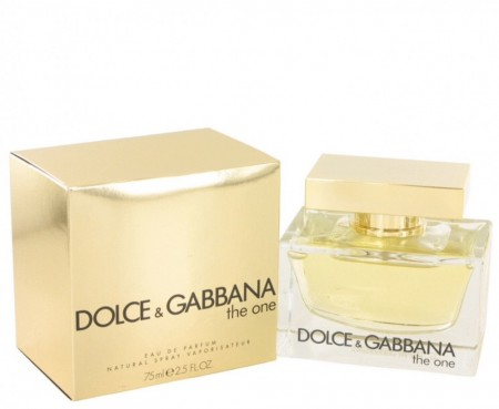 THE ONE Dolce&Gabbana edp 75ml