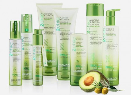GIOVANNI 2Chic Ultra Moist Hair Care