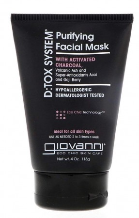 GIOVANNI D:TOX FACIAL MASK