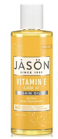 JASON Vitamin E Skin Oil 5,000 IU