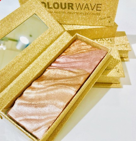 COLOUR WAVE eyeshadow & highlighter