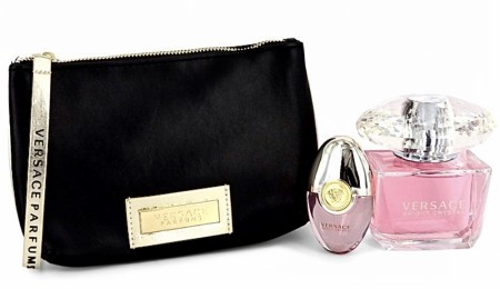 VERSACE BRIGHT CRYSTAL giftset