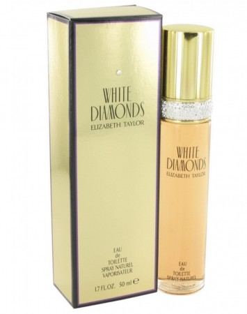 WHITE DIAMONDS edt 50ml