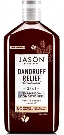 JASON Dandruff Relief Shampoo + Conditioner