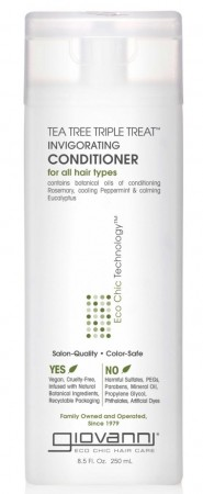 GIOVANNI Tea Tree Triple Treat Conditioner