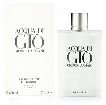 ARMANI ACQUA DI GIO edt 200ml