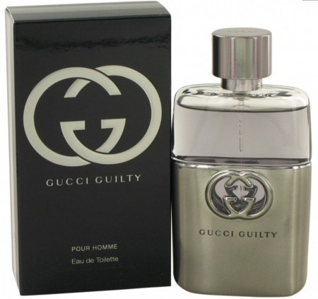 GUCCI GUILTY for him edt 50ml