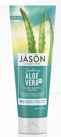 JASON Aloe Vera          Hand  &  Bodylotion 84%