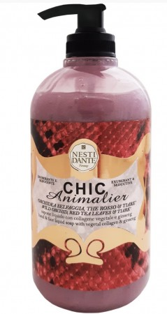NESTI DANTE CHIC Animalier Hand & Face Soap
