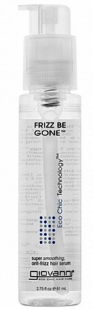 GIOVANNI FRIZZ BE GONE anti-frizz Serum