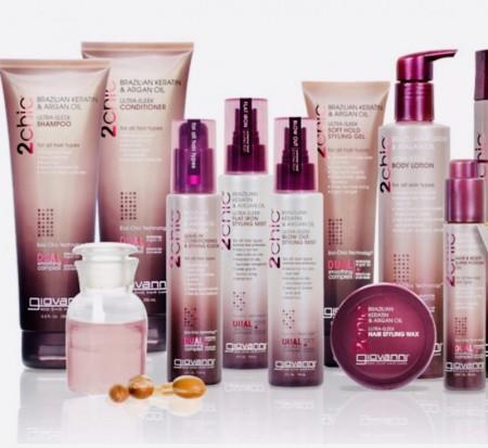 GIOVANNI 2Chic Ultra Sleek Hair Care