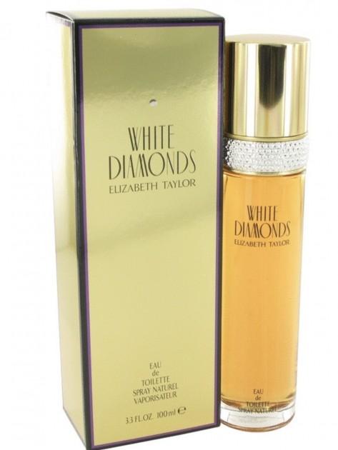 ELIZABETH TAYLOR WHITE DIAMONDS edt 100ml | Nectar Oslo